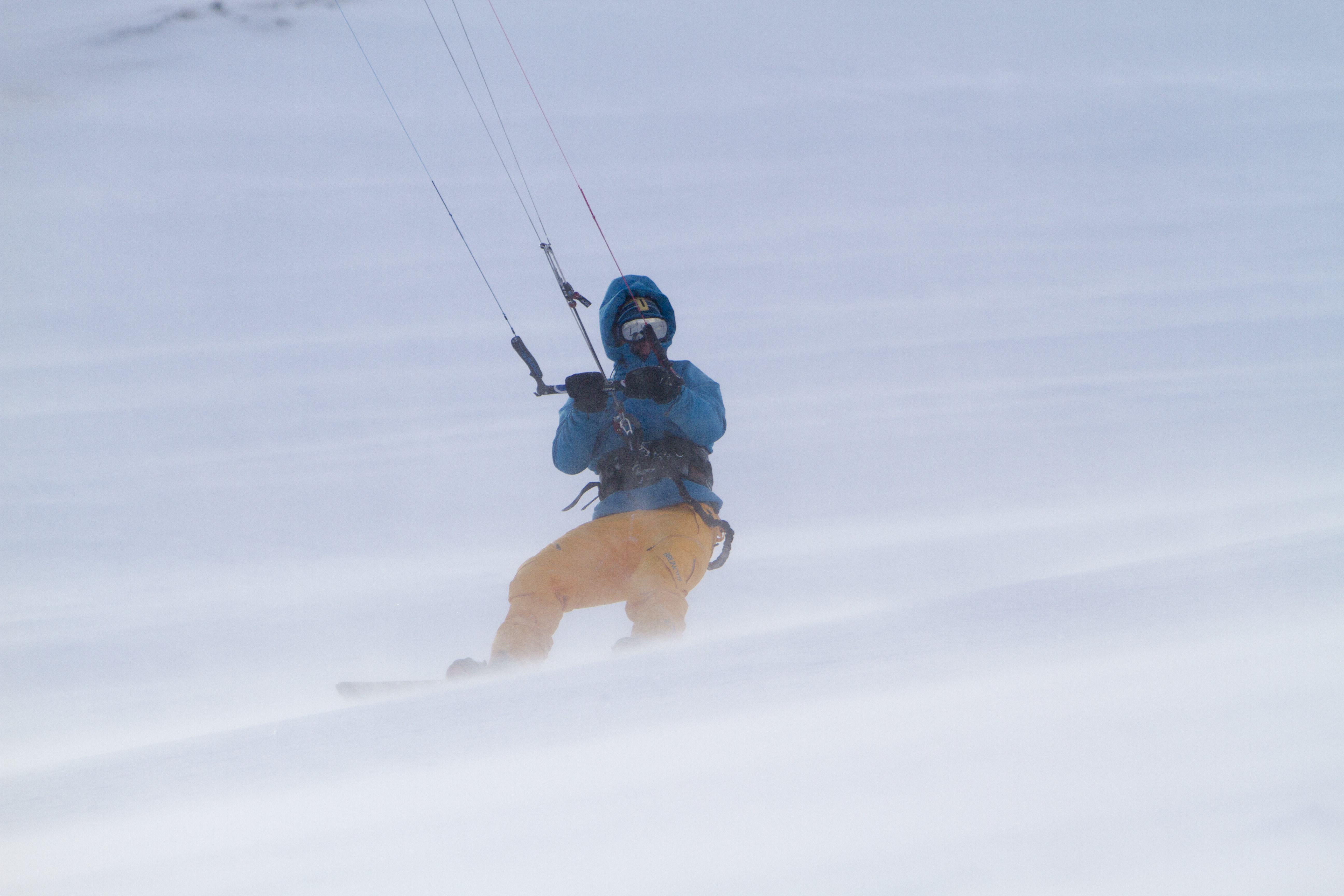 Snow Kiting – Fulfilling my Dream_BOFF 2013